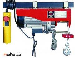 PROMA LN- 400 elektrický lanový naviják 25400000