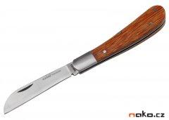 EXTOL PREMIUM 8855112 roubovací nůž zavírací nerez 170/100mm