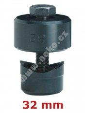 Děrovač šroubový na plech prům. 32mm CrMo