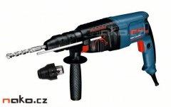 Vrtací kladivo BOSCH GBH 2-26 DFR Professional modré