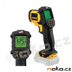DeWALT DCT414N aku infračervený teploměr bez baterie