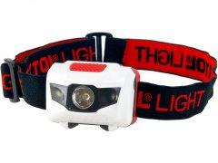 EXTOL LIGHT 43102 čelovka 1W +2 LED