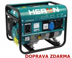 HERON EG 11 IMR elektrocentrála 1100W (8896109)