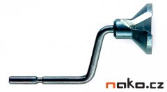NOGA EX2001 - EX18 vnější odhrotovač na trubky rotační
