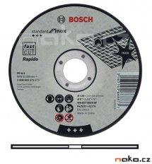 BOSCH 125x1mm řezný kotouč Standard for Inox 2608603171