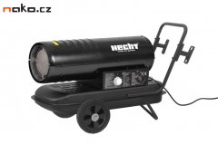 HECHT 3021 naftové topidlo s ventilátorem a termostatem