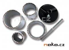 Sada vidiových děrovačů na obklady 33,53,67,73mm P11832/4