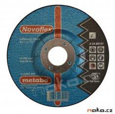 METABO 125x6 Novoflex brusný kotouč na ocel 616462000