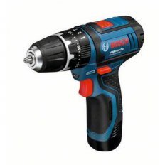 Bosch GSB 10,8-2-LI Professional 2Ah aku vrtací příklepový šroubová...