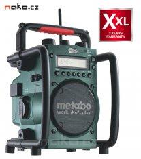 Metabo RC 14,4-18 stavební rádio