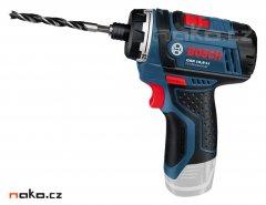 BOSCH GSR 10,8-LI Professional aku šroubovák bez baterie 0601992901