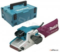 MAKITA 9404J pásová bruska 100mm v kufru