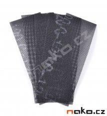 METABO brusná mřížka na sádrokarton 115x295mm P120, 5ks, 624728
