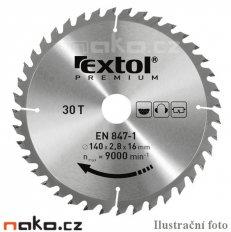 EXTOL pilový kotouč 350x3.5x30 SK z40 (8803251)