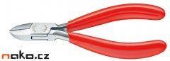 KNIPEX 7701130 kleště štípací boční pro elektroniku 130mm