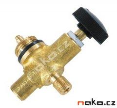 MEVA jednocestný ventil na PB 2kg lahev 2157
