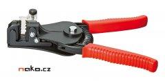 KNIPEX 1211180 kleště odizolovací s tvarovými noži 0,5-2,0mm2