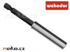 """WEKADOR magnetický nástavec na bity 102mm 1/4"""" GSW1495100"""