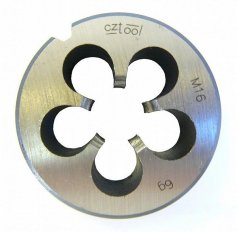 Závitová kruhová čelist 223210NO M6x0,75 /210 061/