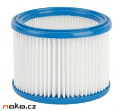 BOSCH papírový skládaný filtr pro GAS 15 a GAS 20, 2607432024