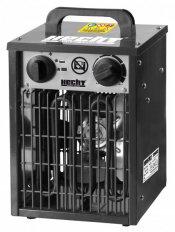 HECHT 3502 elektrický přímotop s ventilátorem a termostatem
