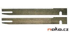 BOSCH 2 dílná souprava pilových plátků pro GSG 300 (2607018011)