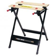 BLACK&DECKER WM301 pracovní stůl skládací