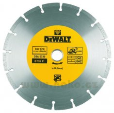 DeWALT DT3711 diamantový kotouč 125x22,2 beton, cihly