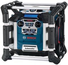 BOSCH GML 50 akumulátorové stavební rádio 0601429600