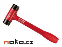 NAREX 8750-02 palička s plastovou rukojetí a plastovými konci vel.2