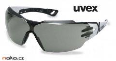 UVEX Pheos cx2 ochranné a sportovní brýle kouřové