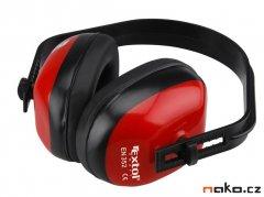 EXTOL CRAFT chrániče sluchu celoplastové
