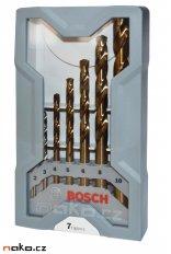 BOSCH sada vrtáků HSS-Co Mini-X-Line 2608589296