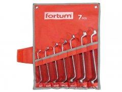 FORTUM sada klíčů očkových 6-22mm 7ks 4730302