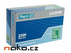 RAPID sponky 140/10mm 2000ks