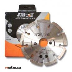 JOBI DSL11208 diamantový segmentový kotouč 230mm laser