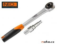 NEO TOOLS klíč na šroubení s ráčnou 02-060