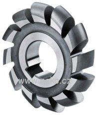 Fréza půlkruhová vypouklá F810070, 3mm