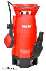 HECHT 3751 ponorné čerpadlo na znečištěnou vodu 750W