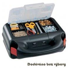 CARGO DRILL kufr na vrtačku 380x270mm přihrádky ve víku