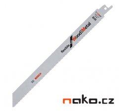 BOSCH S1122 HF Bim pilový list do ocasky Wood and Metal 225mm 60865...