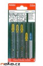 METABO 23645 sada 5ks pilových listů dřevo-plast-kov