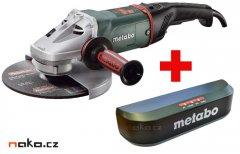 METABO WE 24-230 MVT úhlová bruska 230mm s plynulým rozběhem + BLUE...