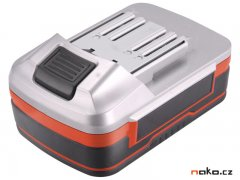 EXTOL PREMIUM 8891110B baterie 18V 1,5Ah Li-Ion ORIGINÁL