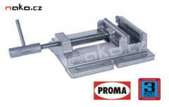 PROMA SVP-150 svěrák strojní pod vrtačku prismatická čelist 2510006...