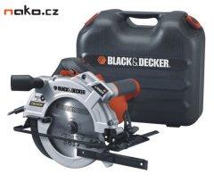 BLACK&DECKER KS1600LK kotoučová pila 1600W