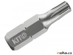 KITO bit TORX T-25 25 mm vrtaný, S2 4810488