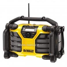 DEWALT DCR017 rádio s nabíječkou
