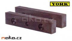 YORK čelisti náhradní 150mm 150 NCL 06.01.01.05.0.0, pár