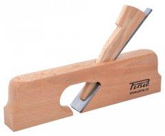 PINIE 10-18 ruční dřevěný hoblík římsovník 18mm